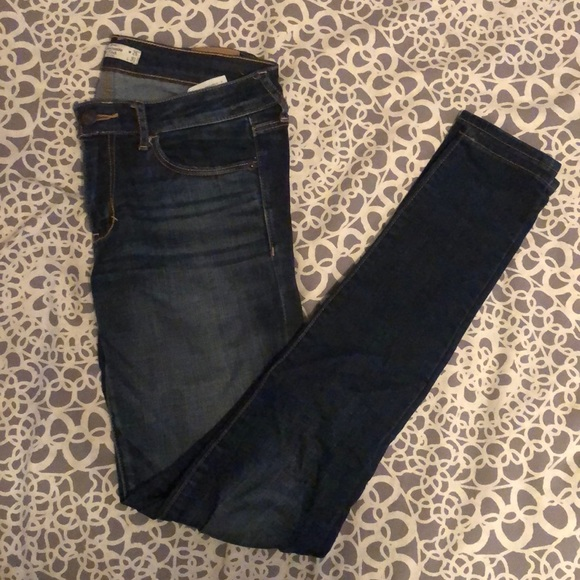 Abercrombie & Fitch Denim - Abercrombie & Fitch jeans